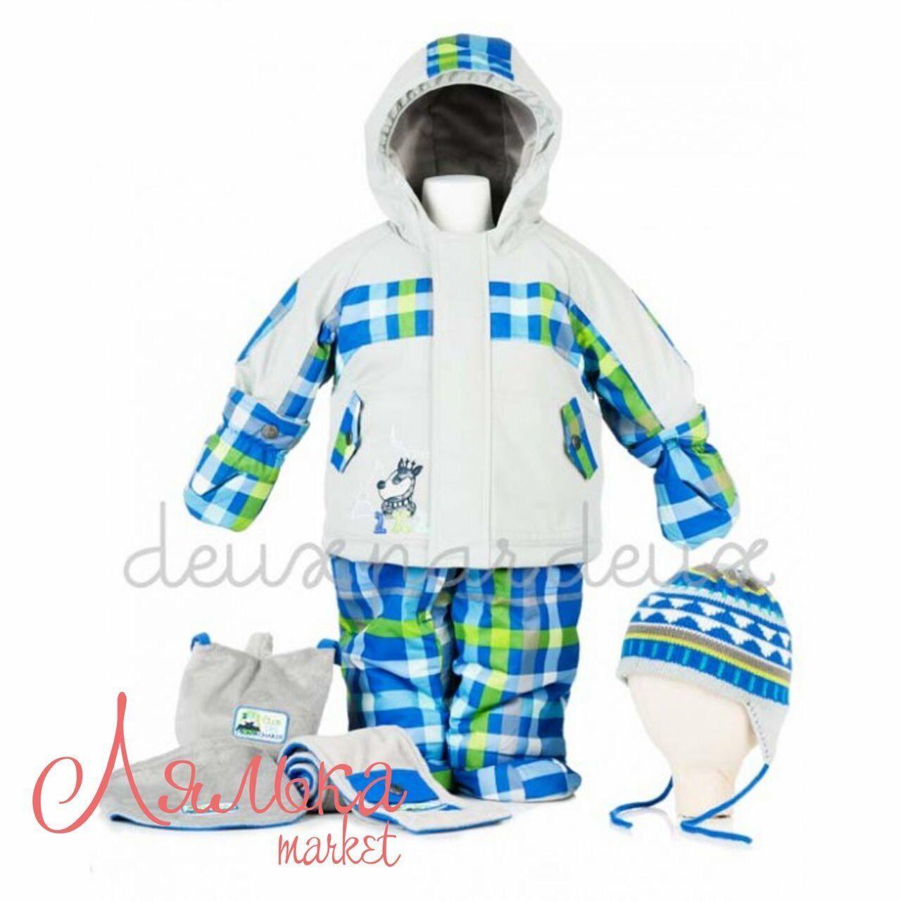 Детские костюмы на зиму для мальчиков